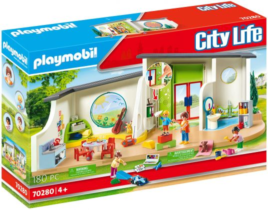 PLAYMOBIL City Life 70280 Centre de loisirs