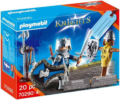 PLAYMOBIL Knights 70290 Set cadeau Chevaliers