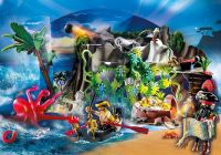 PLAYMOBIL Christmas 70322 Calendrier de l'Avent Pirates