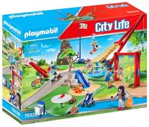 PLAYMOBIL City Life 70328 Parc de jeux