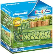 PLAYMOBIL Family Fun 70347 Enclos