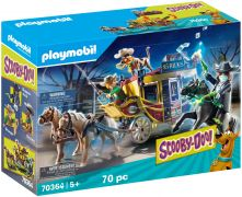 PLAYMOBIL Scooby-Doo! 70364 Histoires au Far West