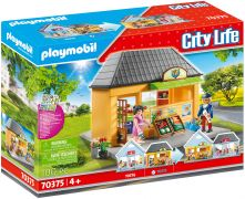 PLAYMOBIL City Life 70375 Epicerie