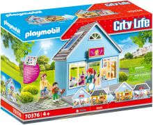 PLAYMOBIL City Life 70376 Salon de coiffure