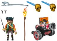 PLAYMOBIL Pirates 70415 Canonnier pirate