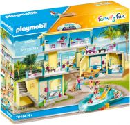 PLAYMOBIL Family Fun 70434 PLAYMO Beach Hotel