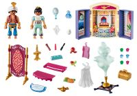PLAYMOBIL Magic 70508 Princesse et génie Play Box