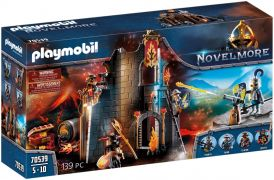 PLAYMOBIL Novelmore 70539 Bastion des Burnham Raiders
