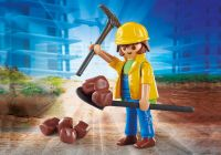 PLAYMOBIL Playmo-Friends 70560 Ouvrier