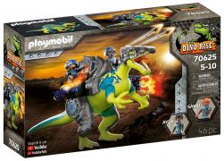PLAYMOBIL Dino Rise 70625 Spinosaure et combattants