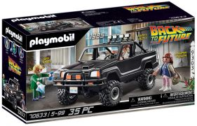 PLAYMOBIL Back to the Future 70633 Pick-up de Marty
