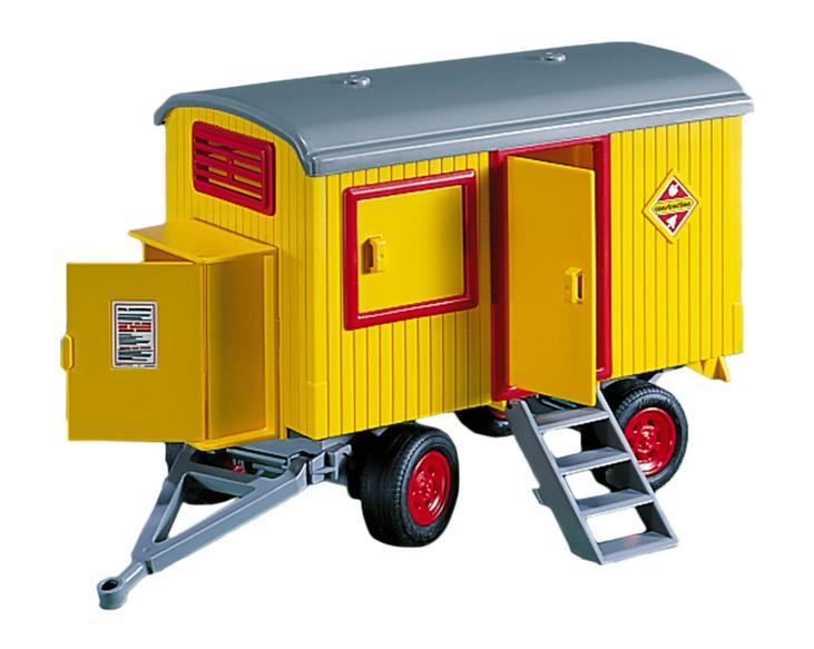 playmobil city action 7242 pas cher remorque de chantier. Black Bedroom Furniture Sets. Home Design Ideas