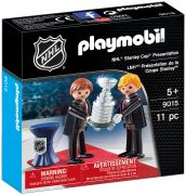 PLAYMOBIL Sports & Action 9015 Présentation de la Coupe Stanley (NHL)