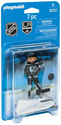 PLAYMOBIL Sports & Action 9031 Joueur des Los Angeles Kings (NHL)