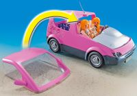 PLAYMOBIL City Life 9054 Camionnette Rose