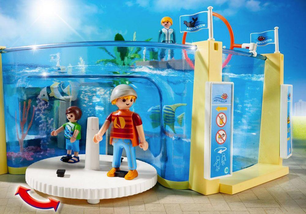 9060 Playmobil 9060 Aquarium Playmobil Aquarium Auchan OXZwTuPki