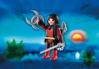 PLAYMOBIL Playmo-Friends 9073 Combattante