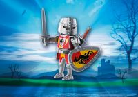 PLAYMOBIL Playmo-Friends 9076 Chevalier du Dragon Noir