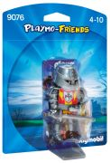 PLAYMOBIL Playmo-Friends 9076 - Chevalier du Dragon Noir pas cher