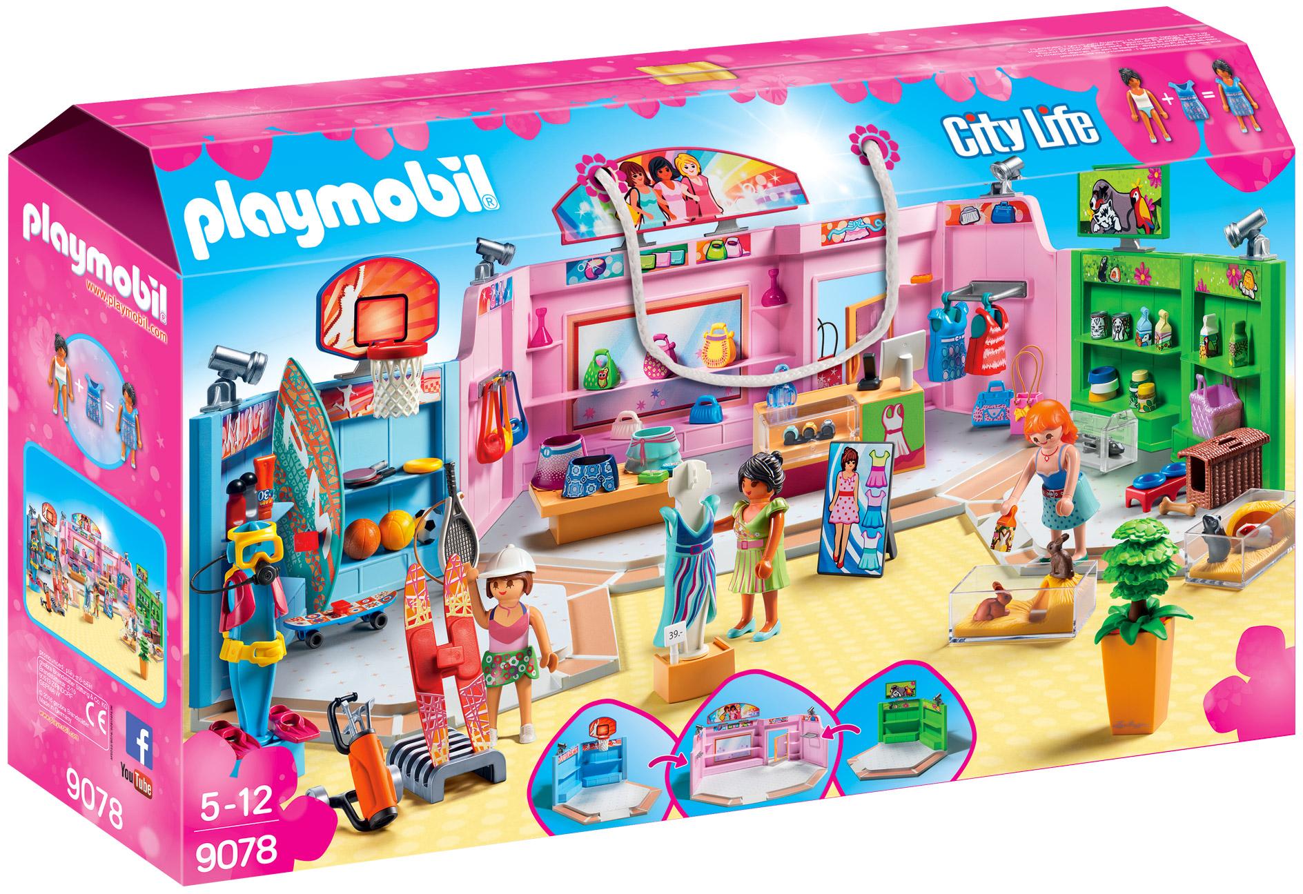 Life Playmobil Pas CherComparez City Les Prix 6bYf7gy