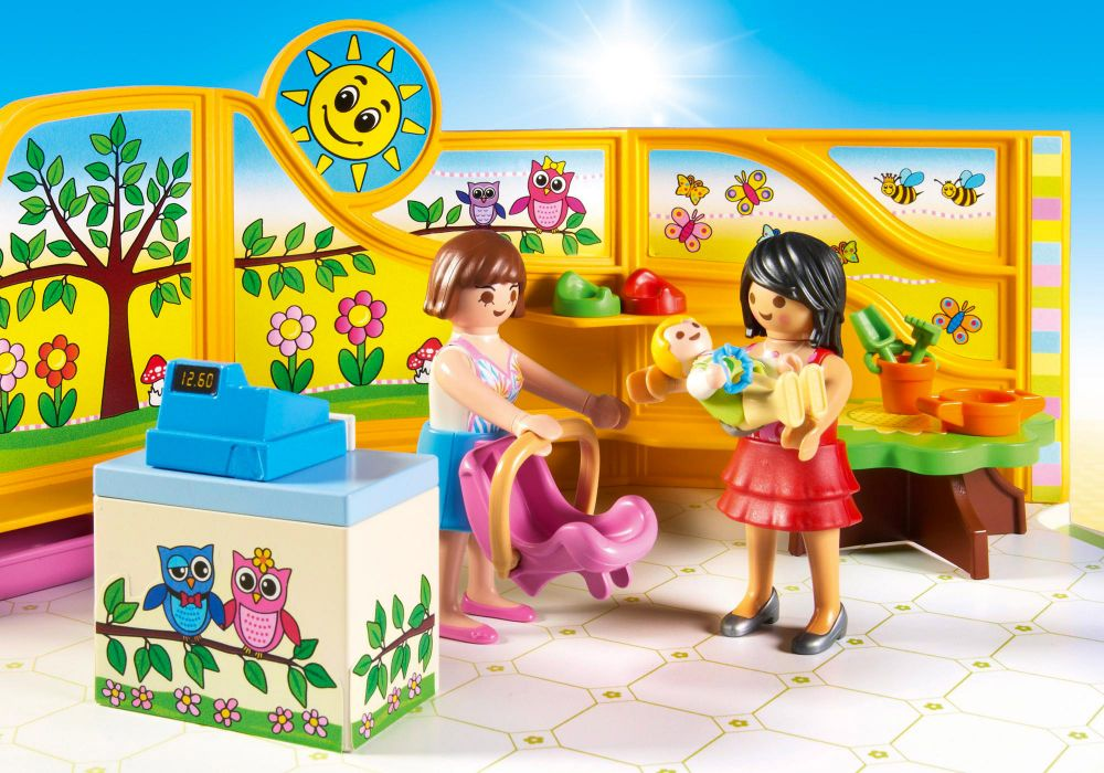 playmobil city life 9079 pas cher magasin pour b b s. Black Bedroom Furniture Sets. Home Design Ideas