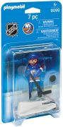 PLAYMOBIL Sports & Action 9099 Joueur des New York Islanders (NHL)