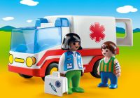 PLAYMOBIL 123 9122 Ambulance