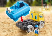 PLAYMOBIL 123 9144 Sand : Camion citerne