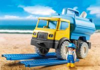 PLAYMOBIL Sand 9144 Camion citerne