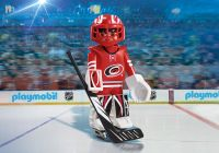 PLAYMOBIL Sports & Action 9199 Gardien de but des Carolina Hurricanes (NHL)