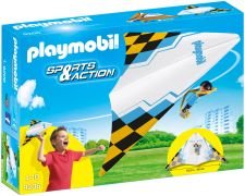 PLAYMOBIL Sports & Action 9206 Deltaplane jaune
