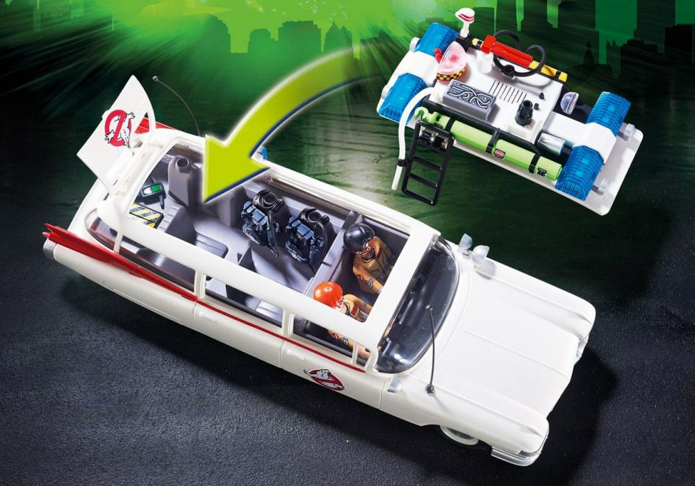 Ecto - 1 Ghostbusters - Playmobil - 9220