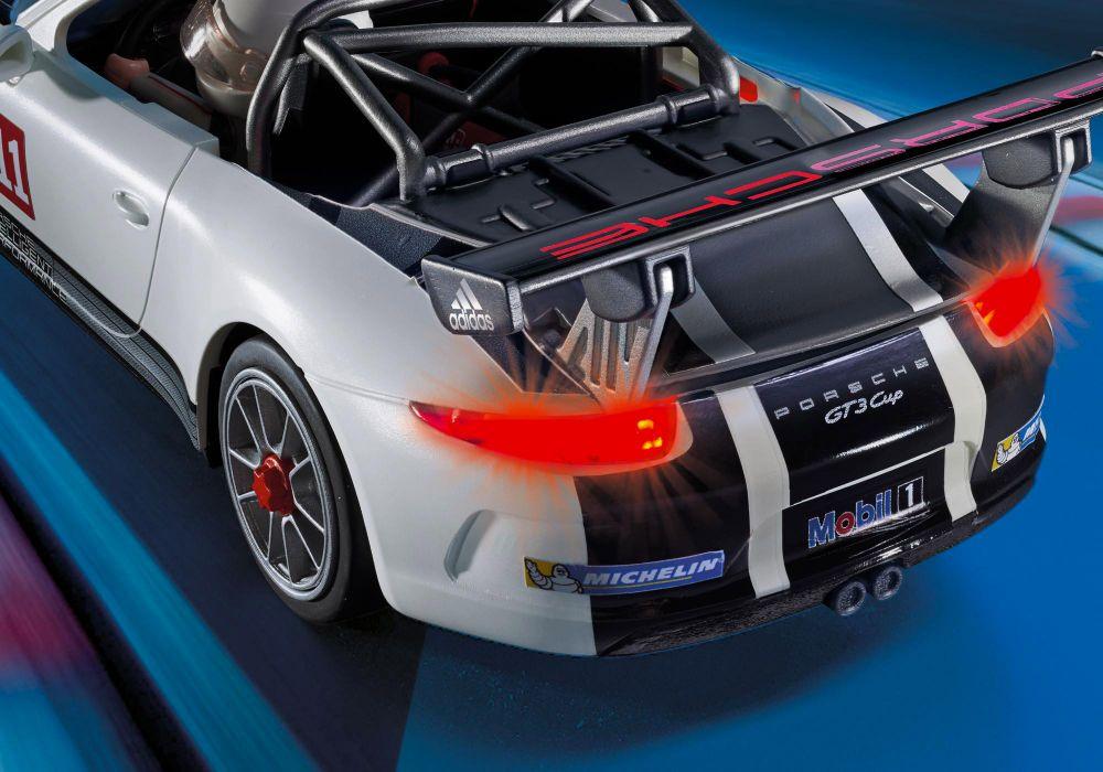 playmobil sports action 9225 pas cher porsche 911 gt3 cup. Black Bedroom Furniture Sets. Home Design Ideas