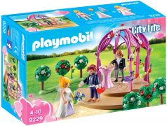 PLAYMOBIL City Life 9229 Pavillon de mariage