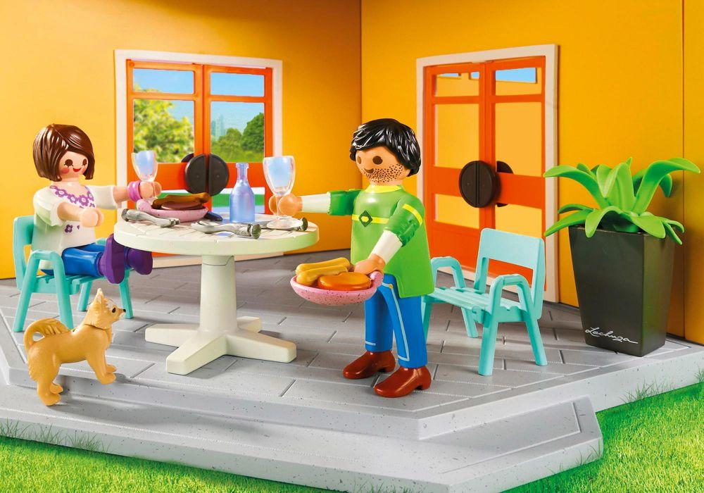 Playmobil City Life 9266 Pas Cher Maison Moderne