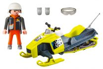 PLAYMOBIL Family Fun 9285 Motoneige