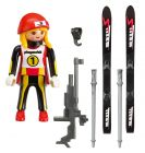 PLAYMOBIL Family Fun 9287 Biathlète