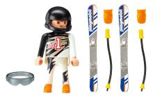 PLAYMOBIL Family Fun 9288 Skieur alpin