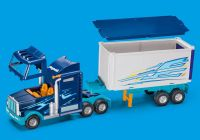 PLAYMOBIL City Action 9314 Camion avec remorque (Big Rig)