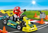 PLAYMOBIL Action 9322 Valisette Pilote de karting