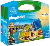 PLAYMOBIL Family Fun 9323 Valisette Campeurs