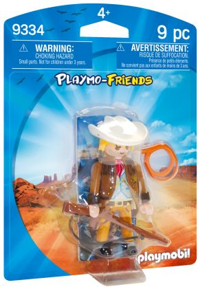 PLAYMOBIL Playmo-Friends 9334 Shérif