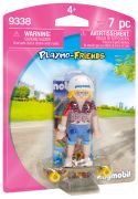 PLAYMOBIL Playmo-Friends 9338 Skateuse