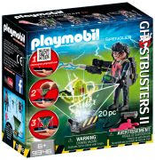 PLAYMOBIL Ghostbusters 9346 - Ghostbuster Egon Spengler pas cher