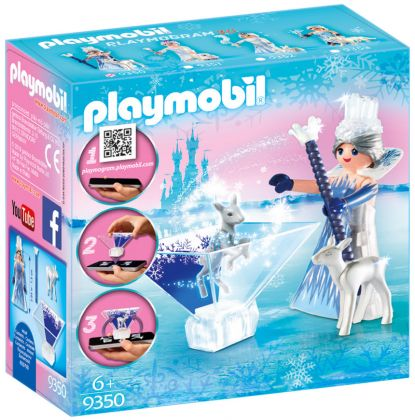 PLAYMOBIL Magic 9350 Princesse Cristal