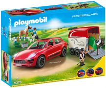 PLAYMOBIL Sports & Action 9376 Porsche Macan GTS