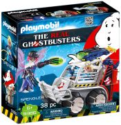 PLAYMOBIL Ghostbusters 9386 Spengler et voiturette