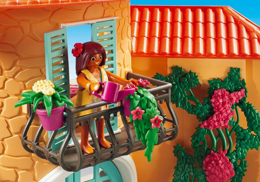 Playmobil Family Fun 9420 Pas Cher Villa De Vacances