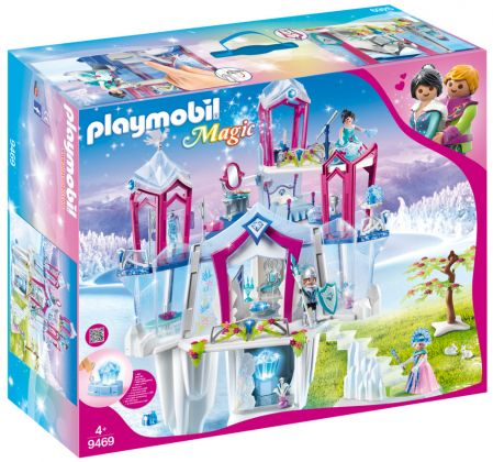 PLAYMOBIL Magic 9469 Palais de Cristal