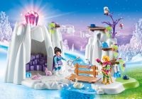 PLAYMOBIL Magic 9470 Grotte du diamant Cristal d'amour